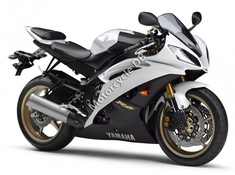 Yamaha YZF-R6 2012 25617