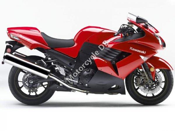 Kawasaki ZZR 1400 2010 9252