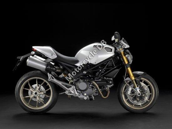 Ducati Monster 1100S 2009 3455