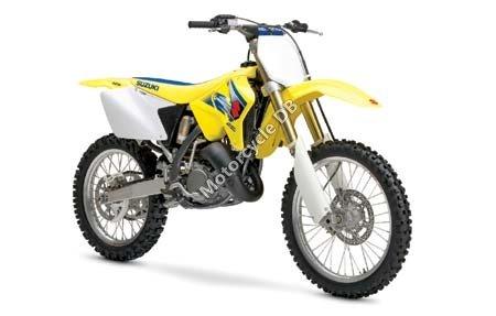 Suzuki RM 125 2006 5322
