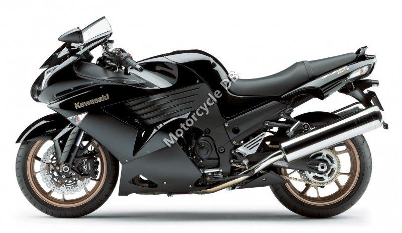 Kawasaki ZZR 1400 2007 29143