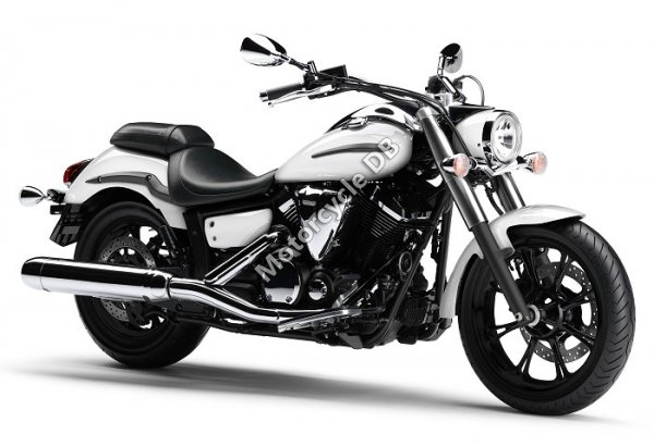 Yamaha XVS950A Midnight Star 2013 23255 Thumb