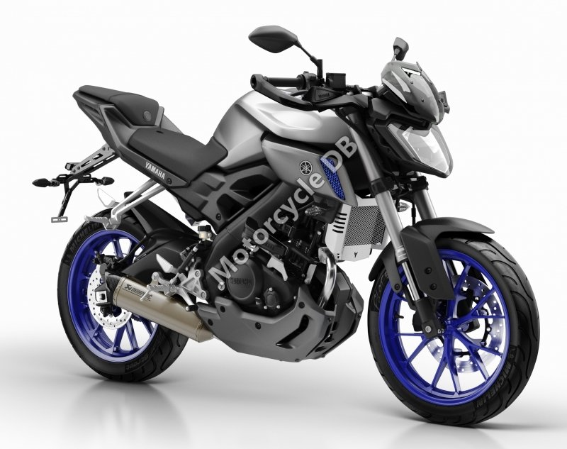 Yamaha MT-125 2016 25942 Thumb