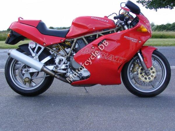 Ducati SS 900 C 1996 8236