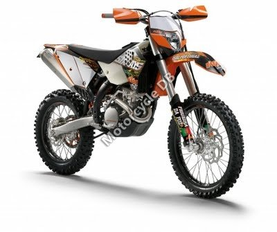 KTM 250 EXC-F 2010 9550