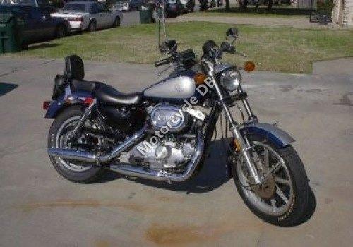 Harley-Davidson XLH 1000 Sportster 1983 7569