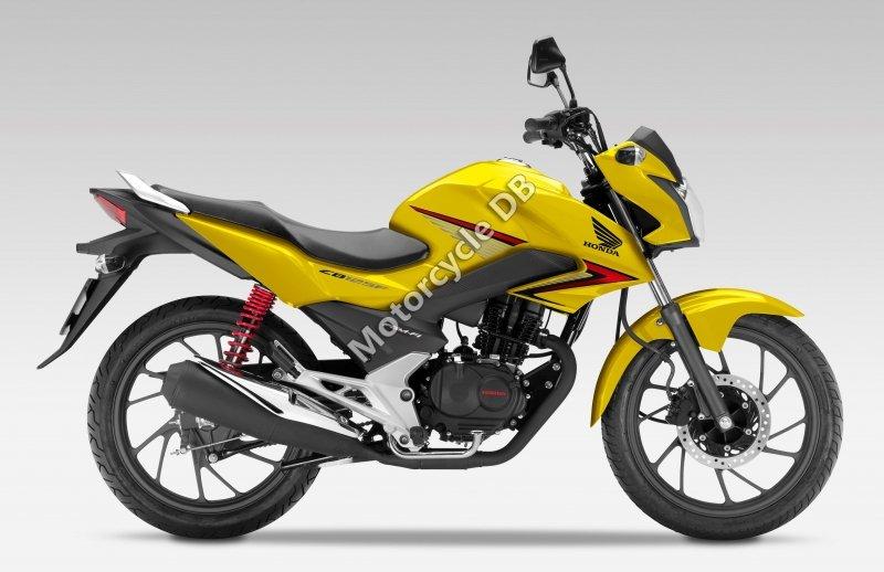 Honda CBF125 2015 30538