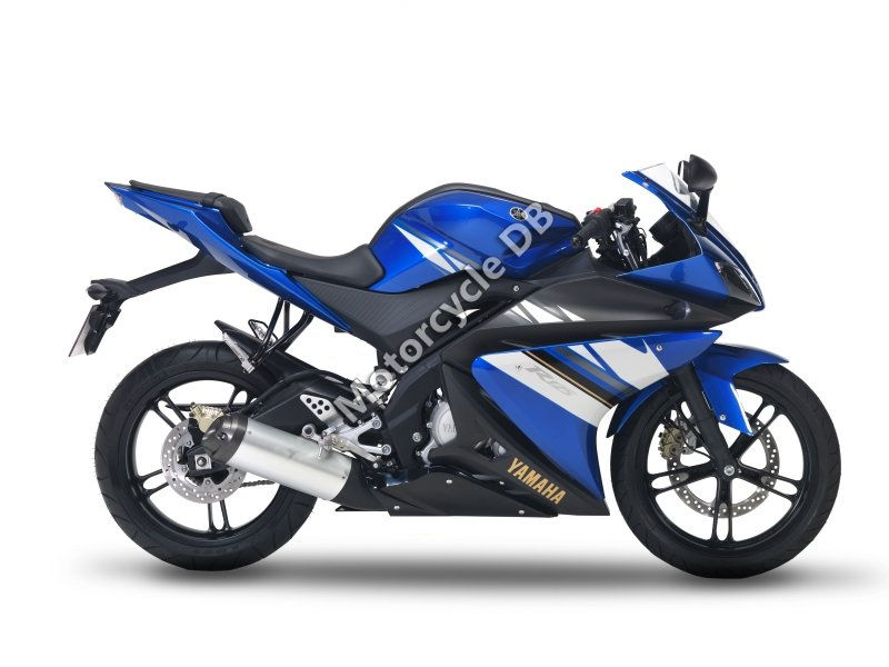 Yamaha YZF-R125 2008 25537