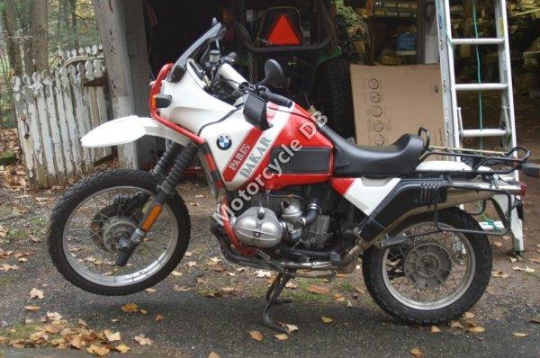 BMW R 100 GS Paris-Dakar 1994 7758