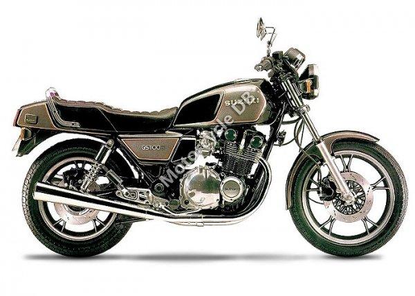 Suzuki GSX 1100 ES 1983 11972