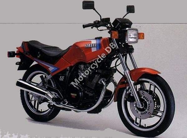 Yamaha XS 400 SE 1982 19411
