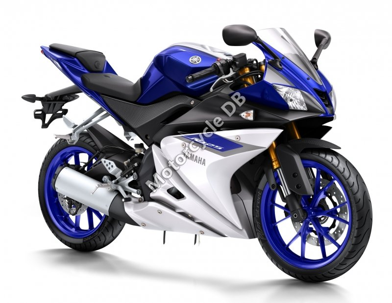 Yamaha YZF-R125 2015 25571