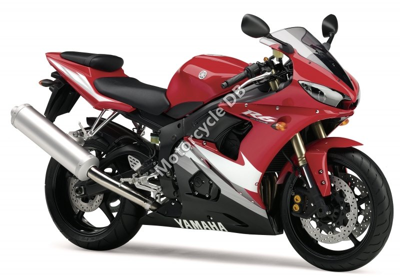 Yamaha YZF-R6 2004 25646
