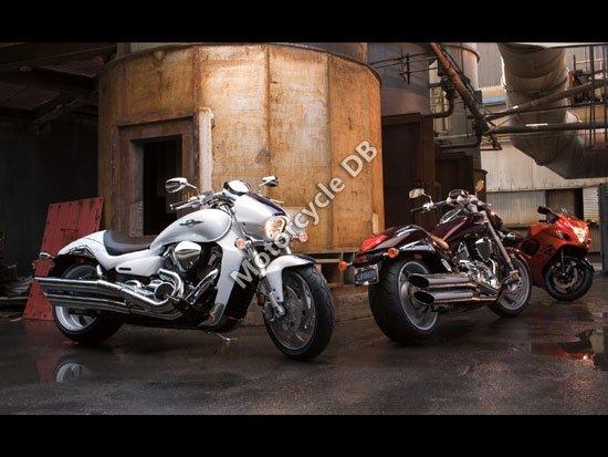 Suzuki Boulevard M109R 2010 5473