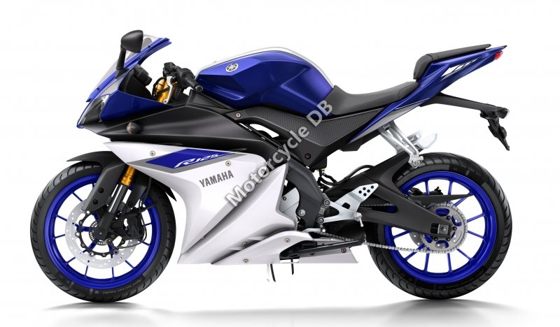 Yamaha YZF-R125 2015 25574