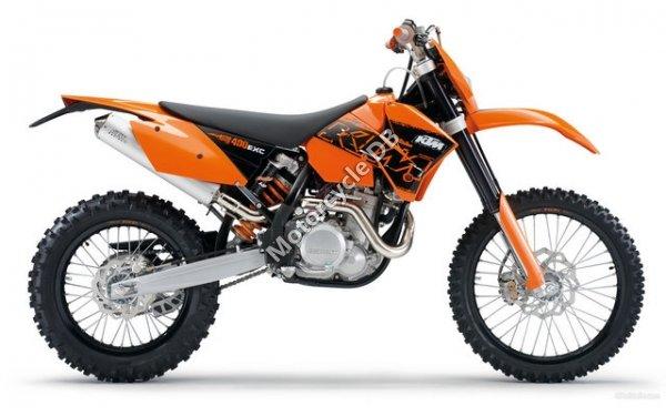 KTM 400 EXC Racing 2007 14737