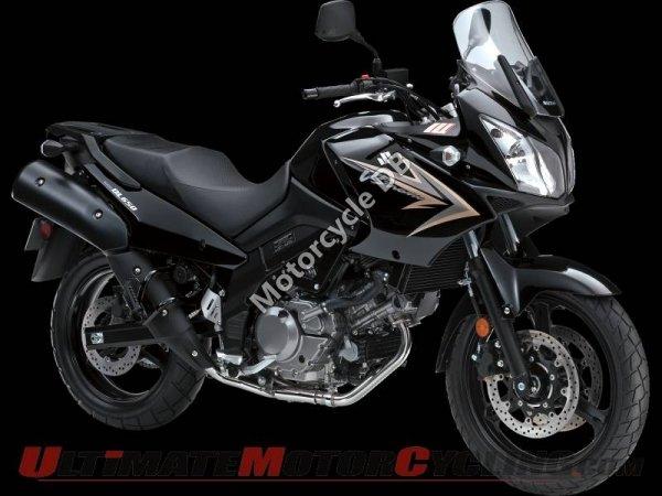 Suzuki V-Strom 650 2011 11813