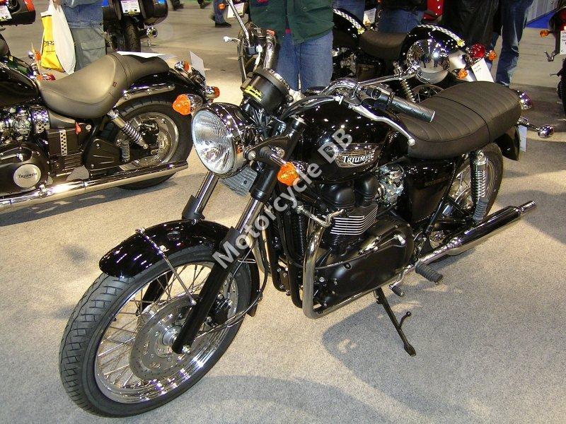 Triumph Bonneville T100 2007 27142