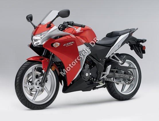 Honda CBR250R 2011 6208