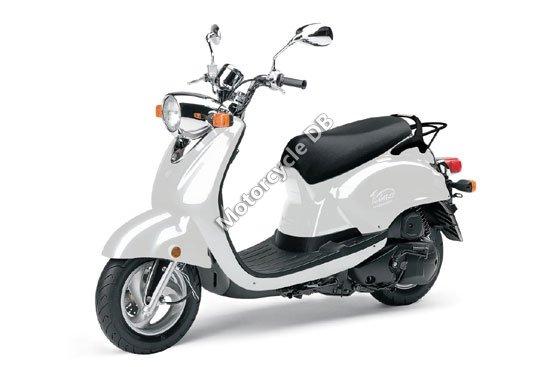 Yamaha Vino 125 2010 4521