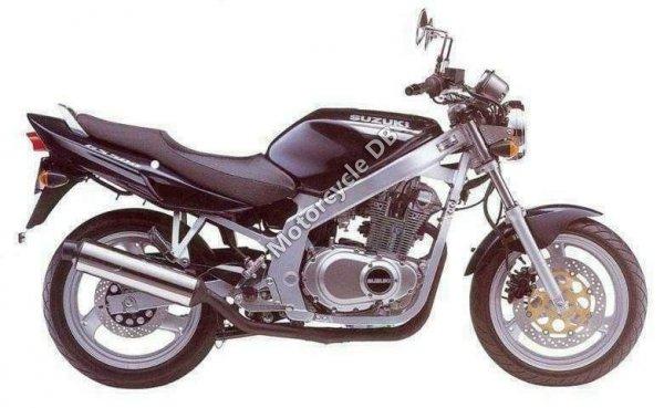 Suzuki GS 500 E 1999 1464