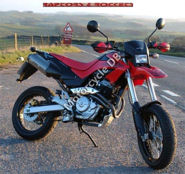 Honda FMX 650 2006 17378