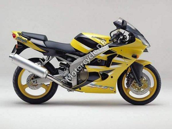 Kawasaki ZX-6R Ninja 2001 3950