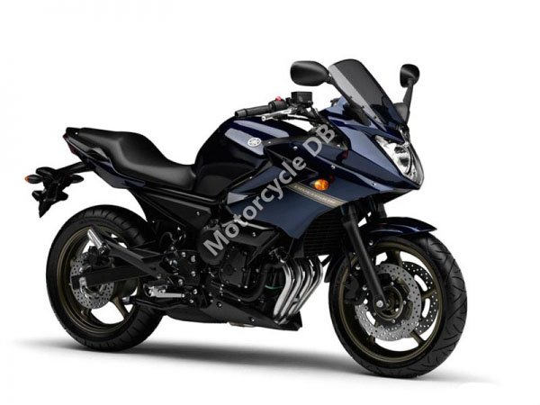 Yamaha XJ6 Diversion F ABS 2011 10516