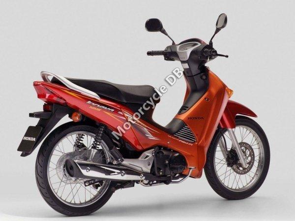 Honda ANF 125 Innova 2007 10390
