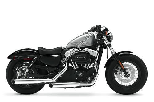 Harley-Davidson XL 1200X Forty-Eight 2011 10320