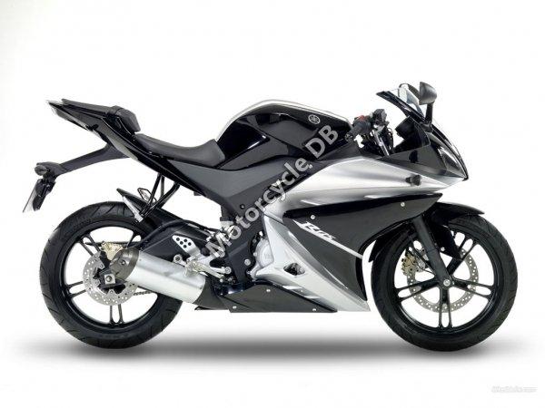 Yamaha YZF-R125 2008 6479