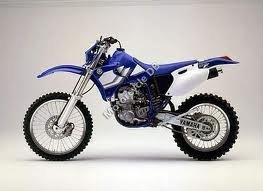 Yamaha WR 400 F 2000 6558