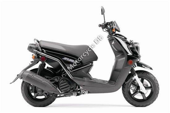 Yamaha Zuma 125 2009 3872