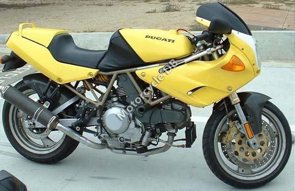Ducati SS 600 C 1996 14933