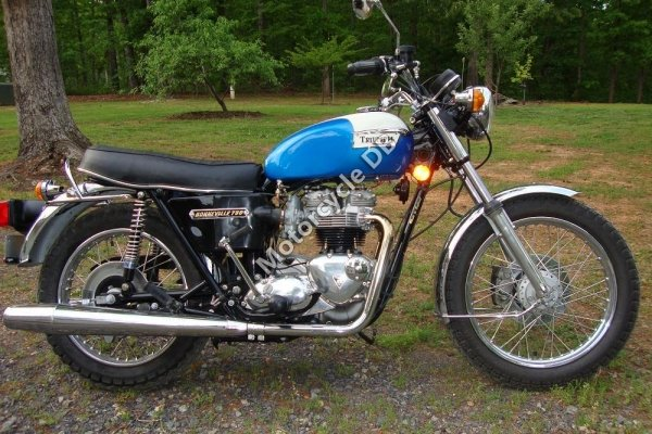 Triumph Trophy 1200 (reduced effect) 1991 20768