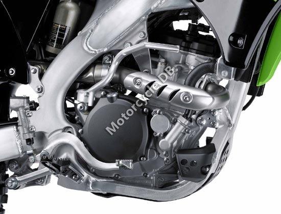 Kawasaki KX250F 2009 3202