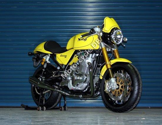 Norton Commando 961 Cafe Racer 2010 4353