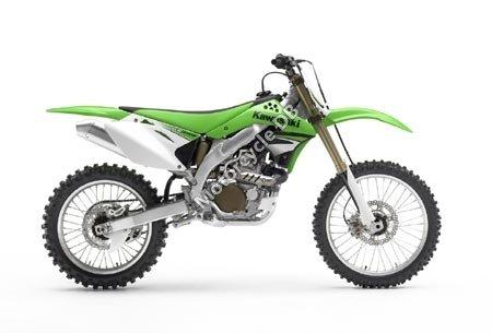 Kawasaki KX 450F 2007 2026