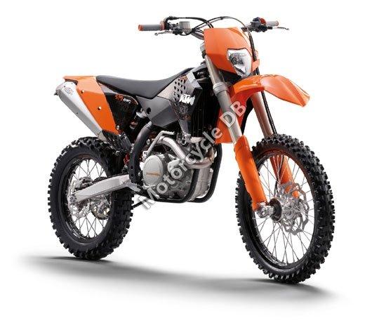KTM 530 EXC 2009 3639