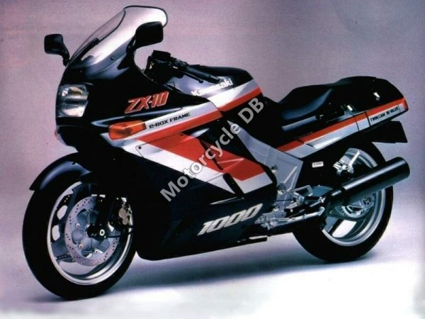Kawasaki ZX-10 1990 3952