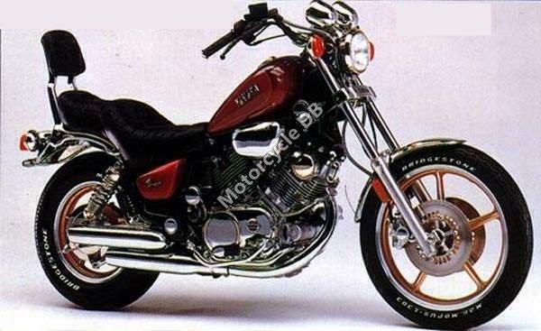 Yamaha XV 1000 Virago 1986 8165