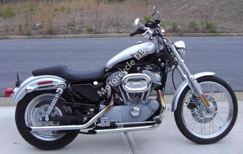 Harley-Davidson XLH Sportster 883 Standard 1991 7625