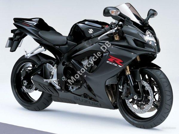 Suzuki GSX-R600 2012 22115