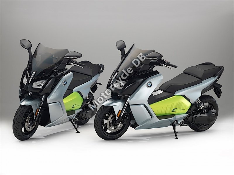 BMW C Evolution Plus 2018 25436