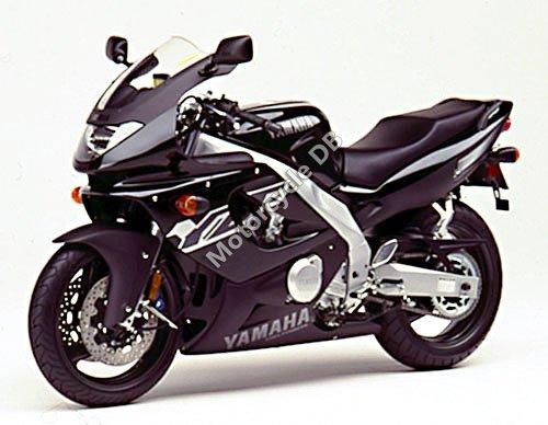 Yamaha YZF 600 R Thundercat 2001 14899