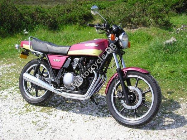 Kawasaki Z550 LTD 1982 16046