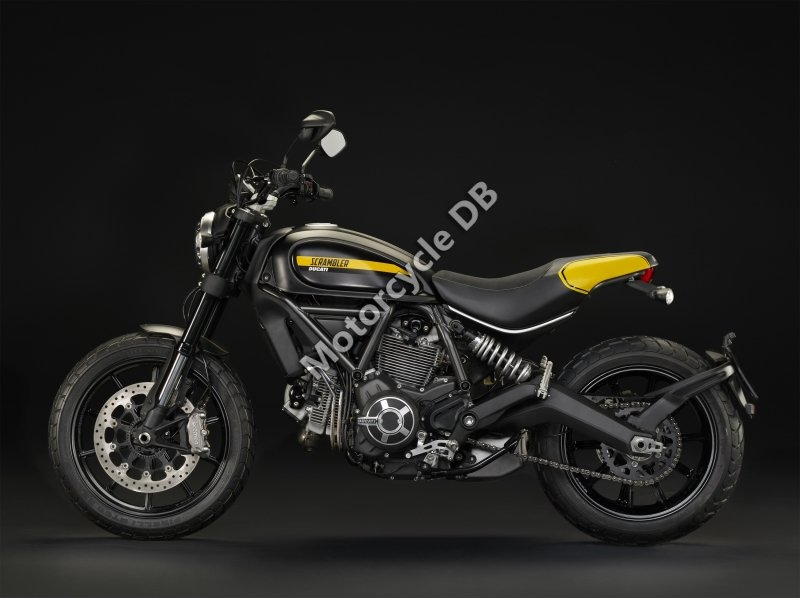 Ducati Scrambler Full Throttle 2018 31185