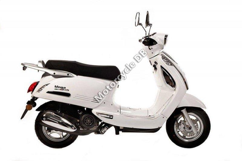 Aspes Vega Hybrid 50 2014 25094