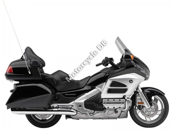 Honda Gold Wing Audio Comfort Navi Xm 2012 22287