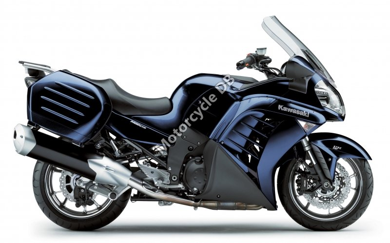 Kawasaki 1400 GTR 2010 29263